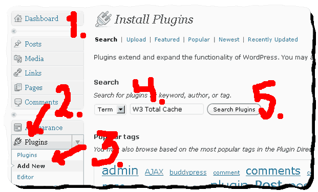 w3 total cache installation 001 W3 Total Cache Plugin: The Complete Settings Guide